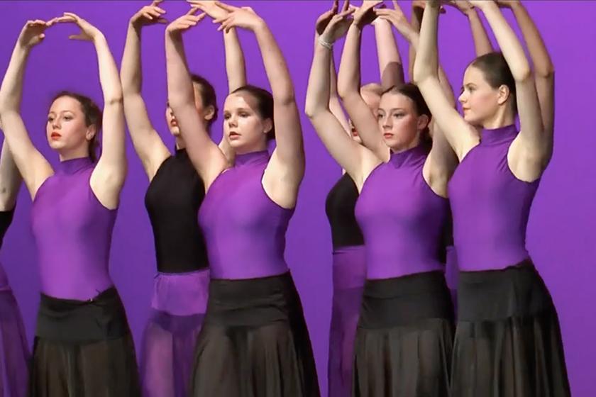 Prachtige avond Future Dance