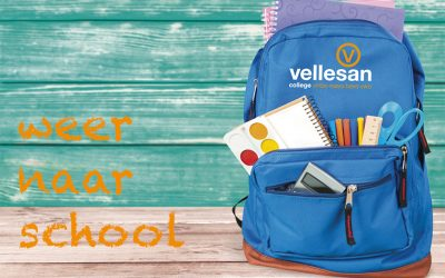 Start schooljaar 2020